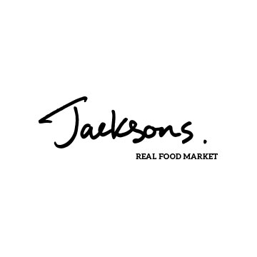 Stockist Jacksons Real Food Market