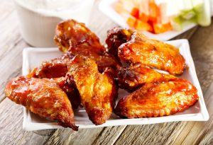 Low Carb Hot Wings