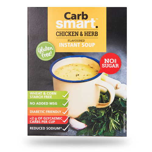 Chicken & Herb Flavoured Instant Soup