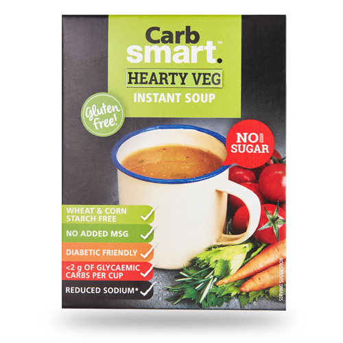 Hearty Vegetable Flavoured Instant Soup