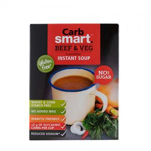 Carbsmart Beef & Veg Soup