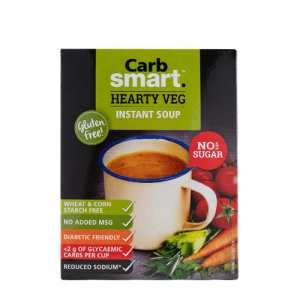 Carbsmart Hearty Veg Soup